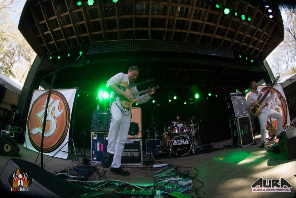 Consider the Source at AURA Music Festival 2015 - Photo by Shelby Thomas Photography