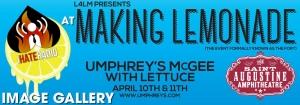 iHateRadio, Making Lemonade, Making Lemonade Images, Live For Live Music, Umphrey's McGee, Lettuce